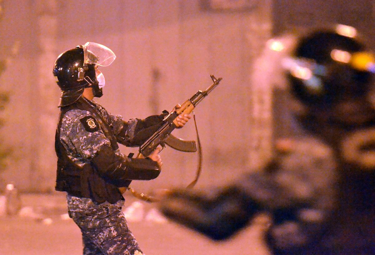 Tense calm in northern Lebanese city after violent clashes