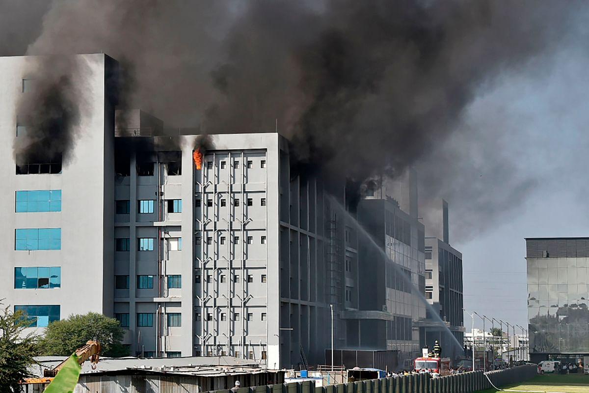 Serum Institute Fire in Pune: Hadapsar Police submit interim report