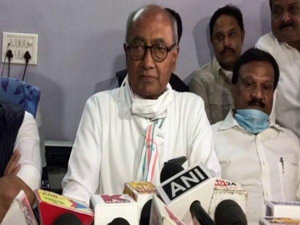 Madhay Pradesh: Digvijaya Singh slams Shivraj government over alleged gang-rape in Sidhi