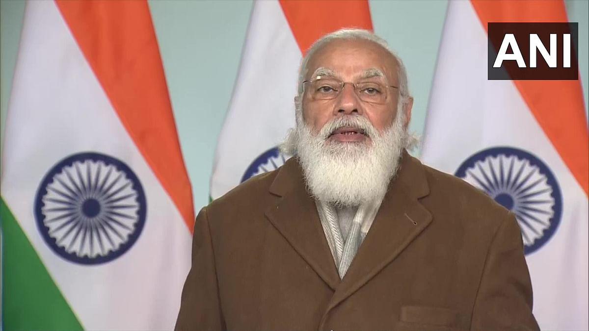Gas-based economy crucial for Atmanirbhar Bharat, says PM Modi