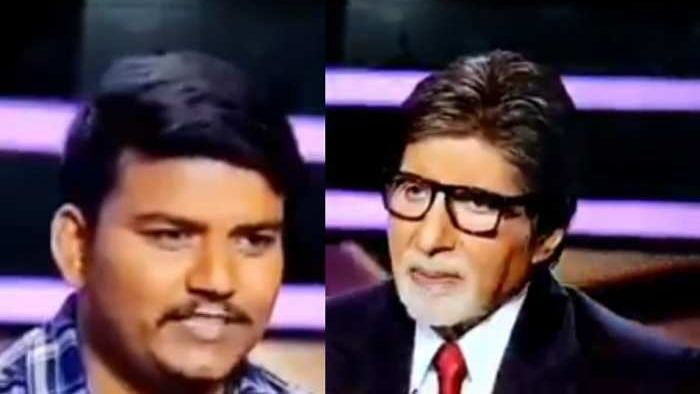 Madhya Pradesh: Ball in Chief minister's court as Big-B pleads for KBC contestant