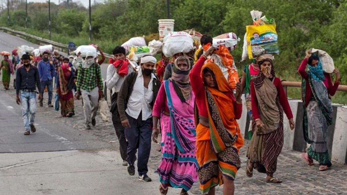 Uttar Pradesh: Four lakh migrants offered jobs