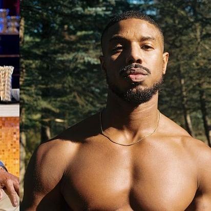 Hollywood heartthrob Michael B. Jordan 'not the sexiest man in the world' for Steve Harvey
