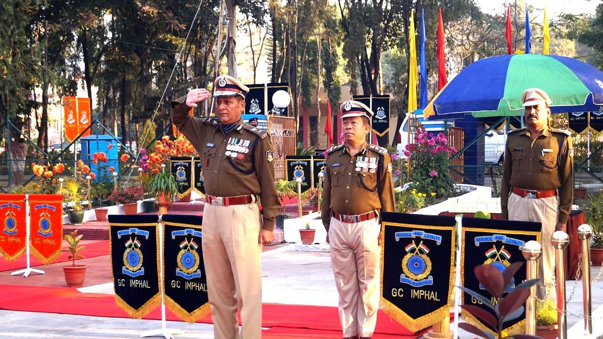 Central Reserve Police Force celebrates 72nd Republic Day
