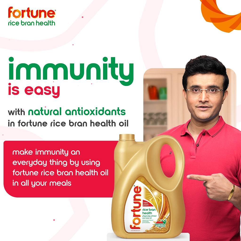 Adani Wilmar halts all Fortune ads featuring Sourav Ganguly