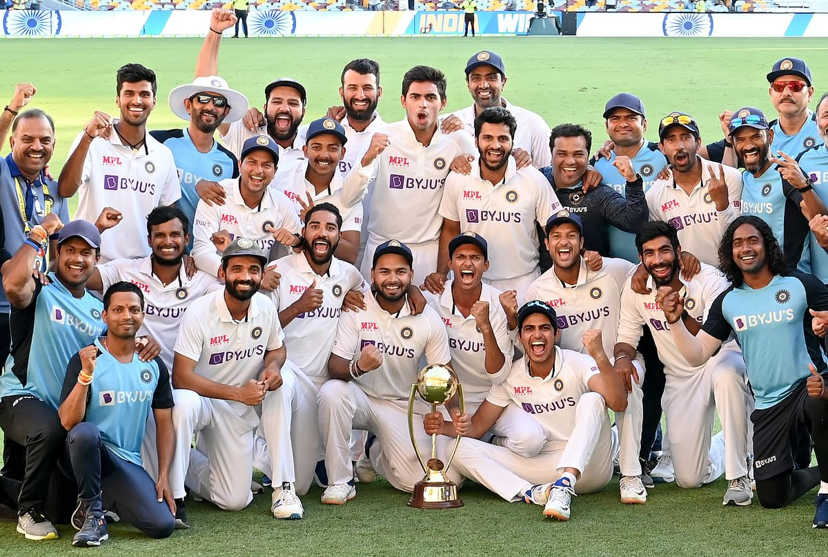 India move to top spot in World Test Championship standings