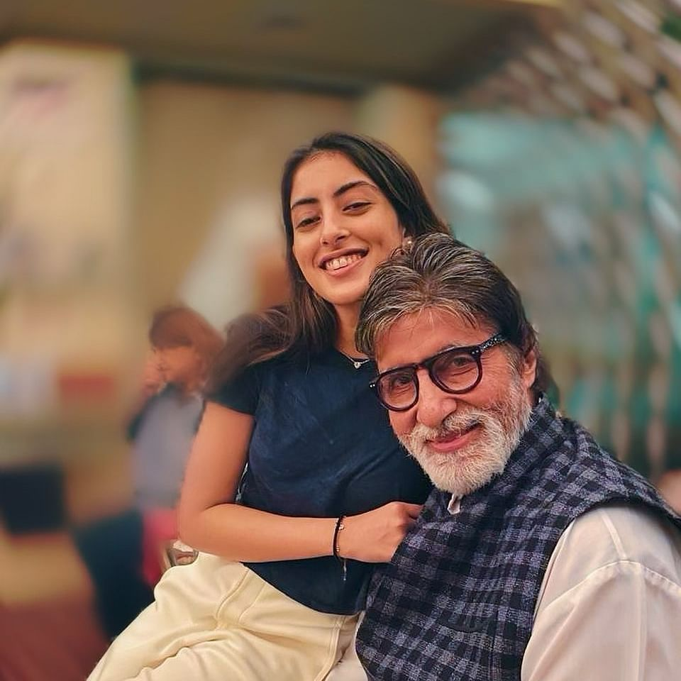 'WTF... ': Amitabh Bachchan's granddaughter Navya reacts to NCW's  Chandramukhi Devi's comments on Badaun gangrape