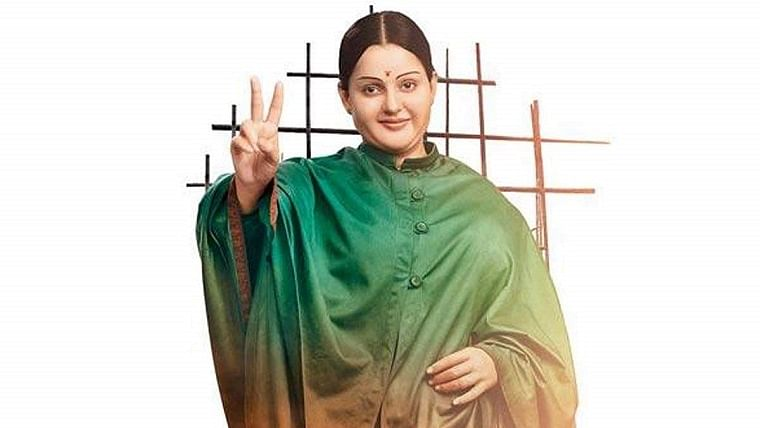 Kangana Ranaut-starrer Jayalalithaa biopic 'Thalaivi' gets into post-production mode