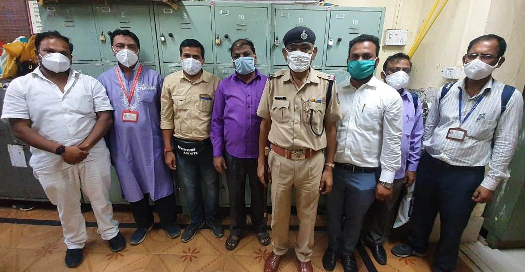 Central Railway Mumbai Division's Anti Tout Squad seizes 400 e-tickets worth Rs 6.43 lakh from touts