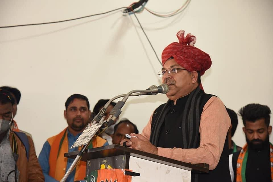 Rajasthan BJP downplays rift as party prepares for crucial assembly by-polls