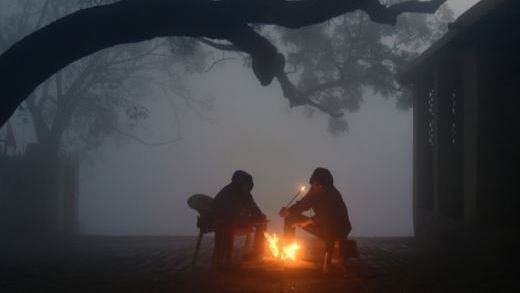Cold wave in Delhi, minimum temperature drops to 3.8 degrees Celsius