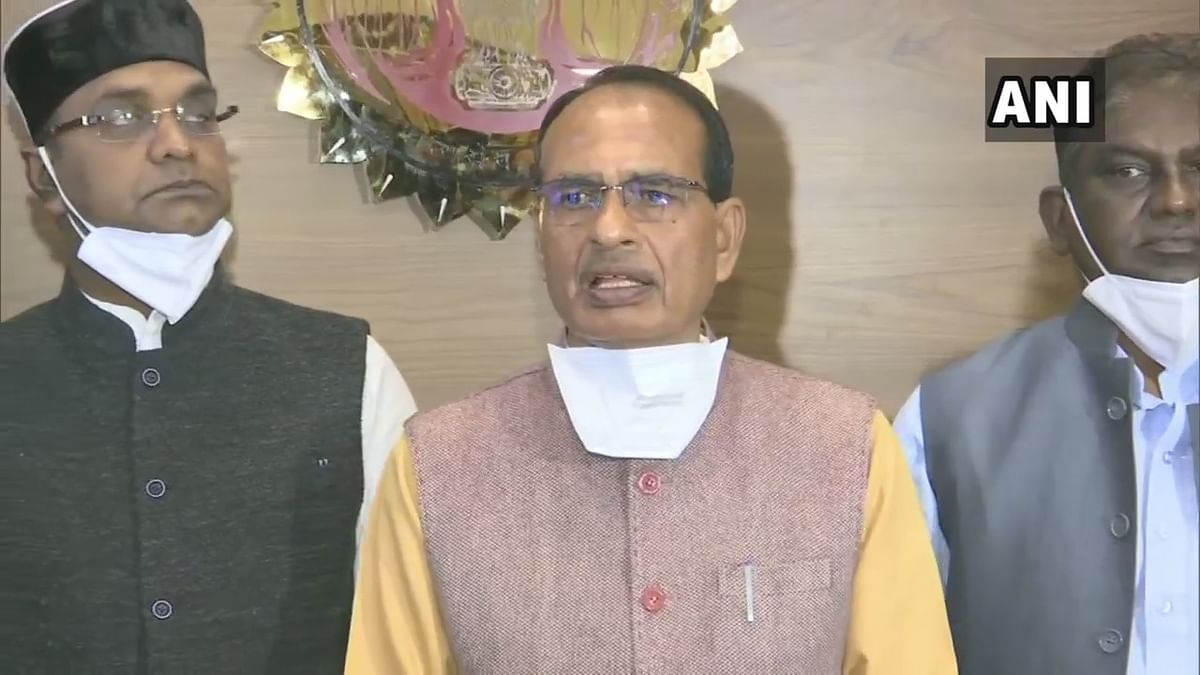 Madhya Pradesh: Both vaccines tested, completely safe, says CM Shivraj Singh Chouhan