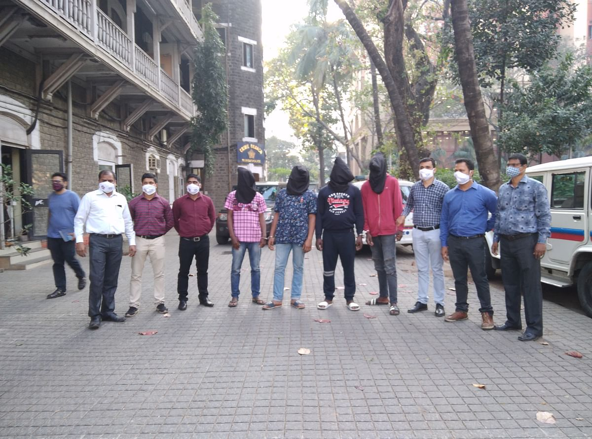 Mumbai: Four Africans held for running job racket, data of 27,000 aspirants recovered