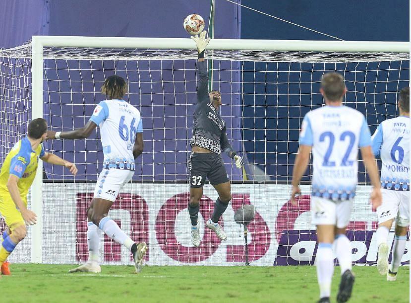 ISL match report: Kerala, Jamshedpur share points