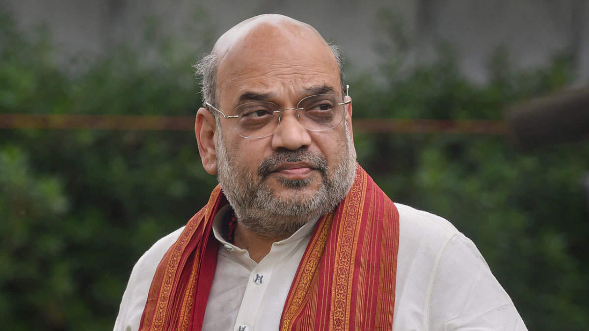 Amit Shah to visit Chhattisgarh's Bijapur Naxal attack site, meet injured jawans
