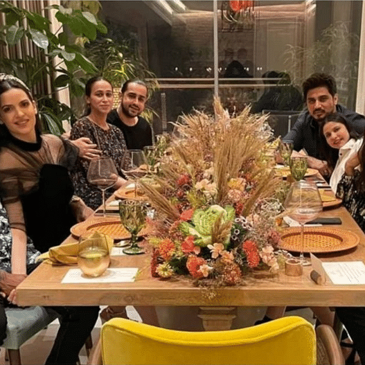 Virat Kohli, Hardik Pandya come together to celebrate New Year with family
