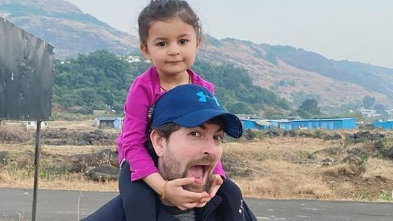 Neil Nitin Mukesh Birthday Special: The doting dad's adorable pictures with daughter Nurvi