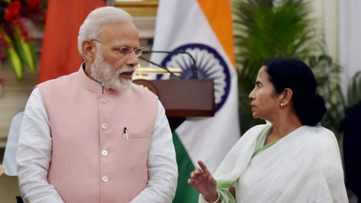 'BJP's end will be worse than Trump': As Bengal polls near, Mamata Banerjee hits out at Modi govt