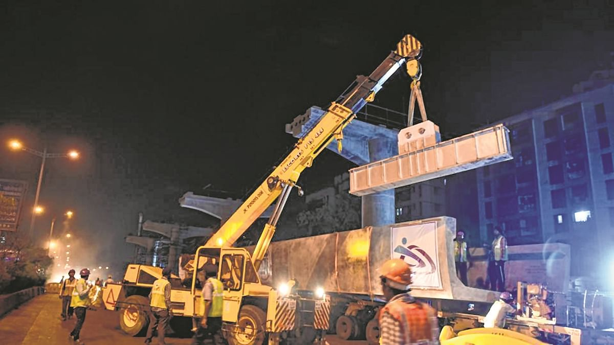 MMRDA gears up with recruitment process for Metro work