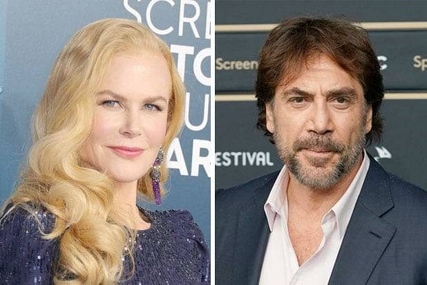 Nicole Kidman, Javier Bardem in talks to star in Aaron Sorkin's 'Being the Ricardos