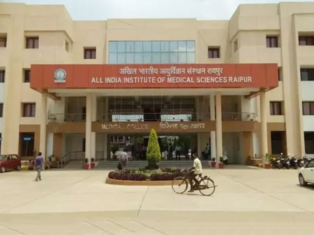 Patient commits suicide at AIIMS Raipur