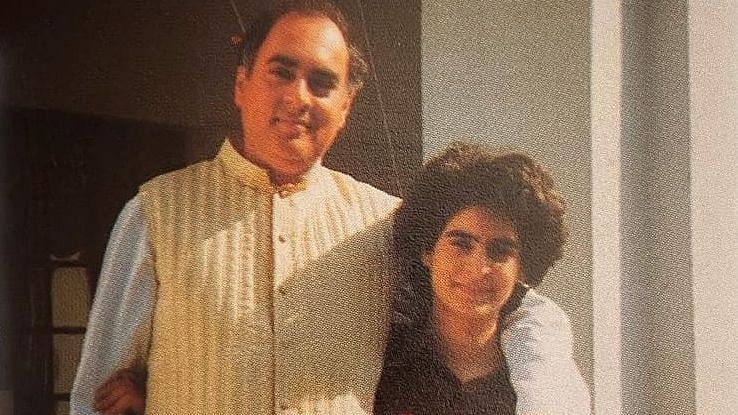 Happy Birthday Priyanka Gandhi: Here are some rare and unseen pictures of the Congress Leader