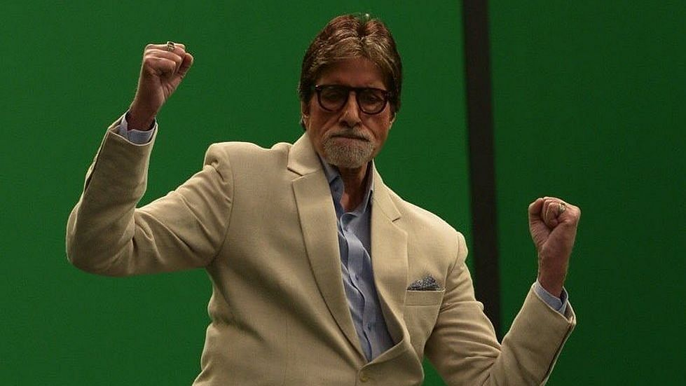 Amitabh Bachchan clocks 45M followers on Twitter, is currently the second most-followed Indian profile