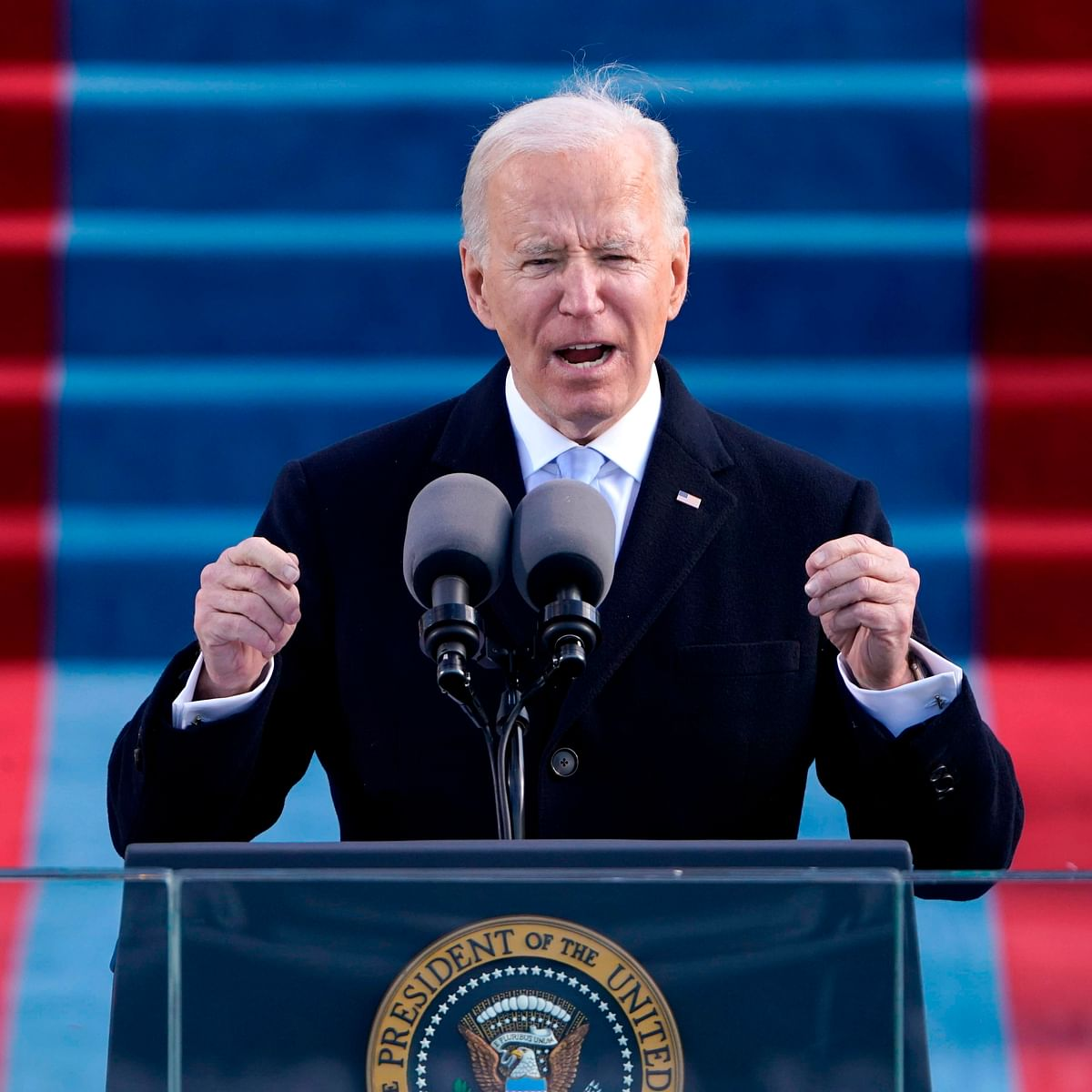 From rejoining Paris Treaty to halting construction of border wall - President Biden hits the ground running with executive orders