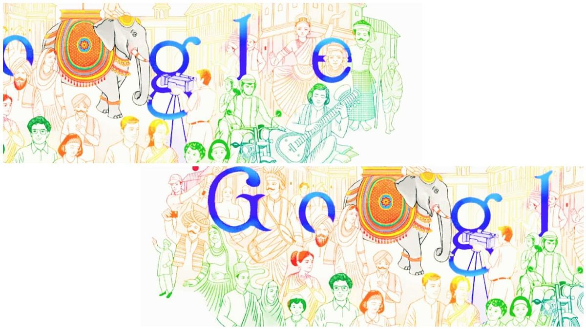 Google celebrates India's colourful heritage with Republic Day doodle