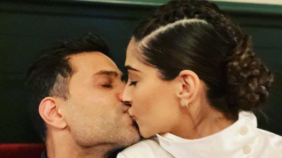 Sonam Kapoor welcomes 2021 with 'love of her life', reveals New Year plans
