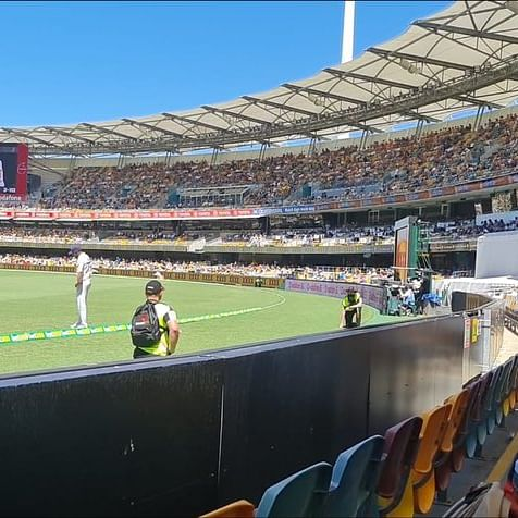 Ind vs Aus, 4th Test: Two security guards assigned behind Mohammed Siraj at Gabba