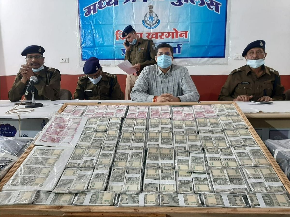 Madhya Pradesh: Six held with fake currency worth Rs 30.65 lakh in Khargone district