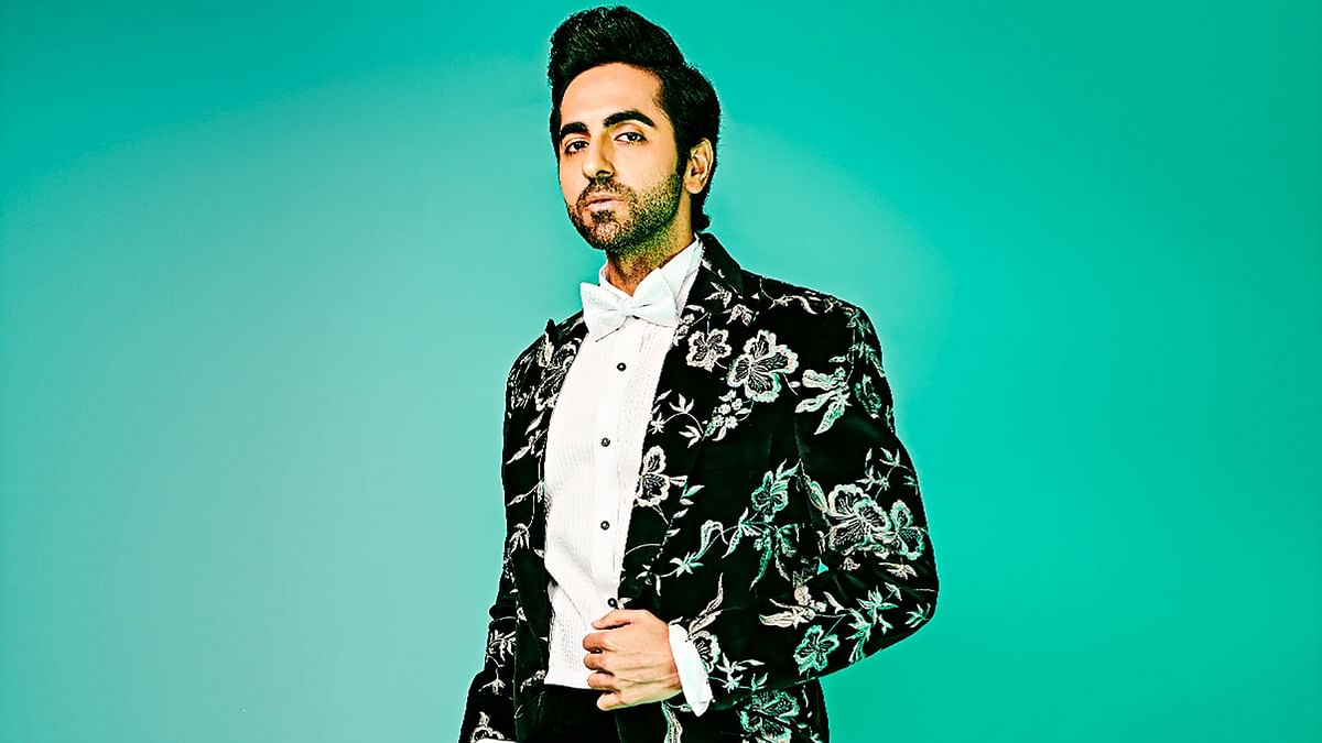 Ayushmann Khurrana is back in Mumbai to sign a 'big' project