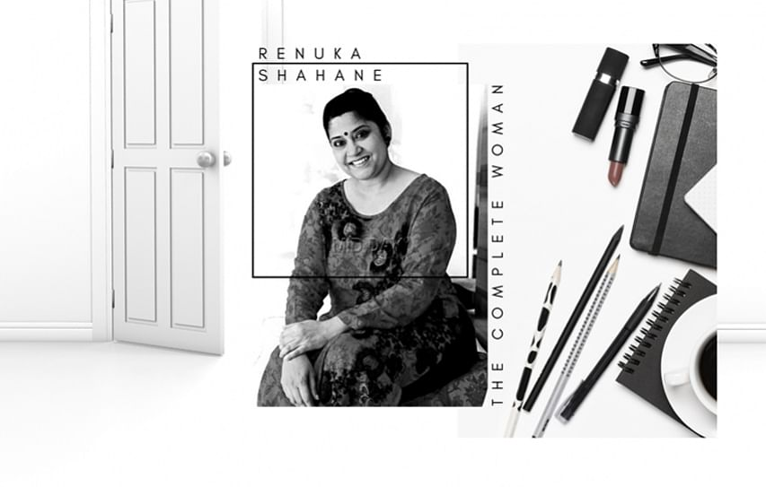 Renuka Shahane: The Complete Woman