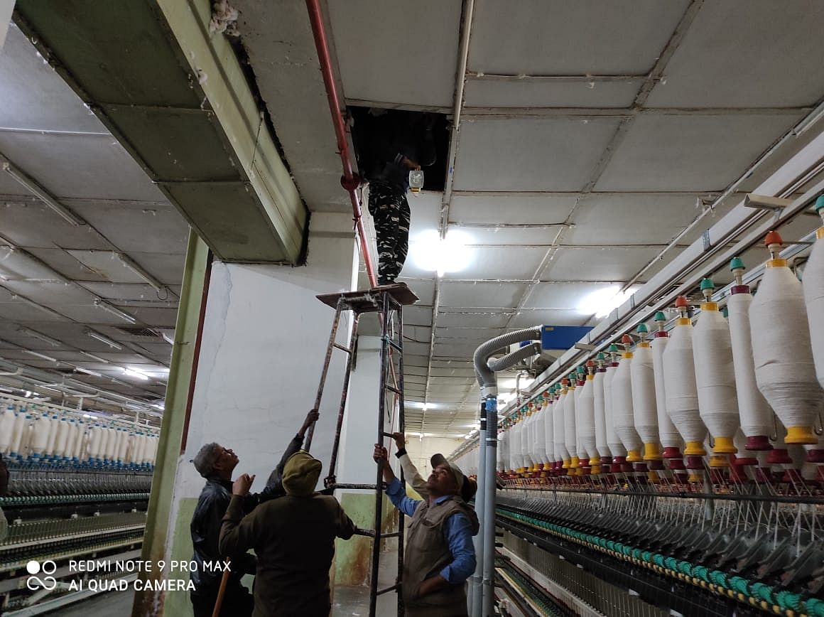 Established in 1898, by Shri Vallabh Pittie Group, Mumbai-based SVP Global Ventures Ltd is primarily engaged in the business of manufacturing 100 per cent Combed Compact Cotton and blended yarn across its various manufacturing facilities.