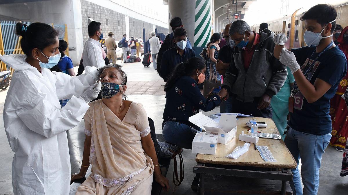 COVID-19 latest updates: 15,968 new cases push India's coronavirus tally to 1,04,95,147