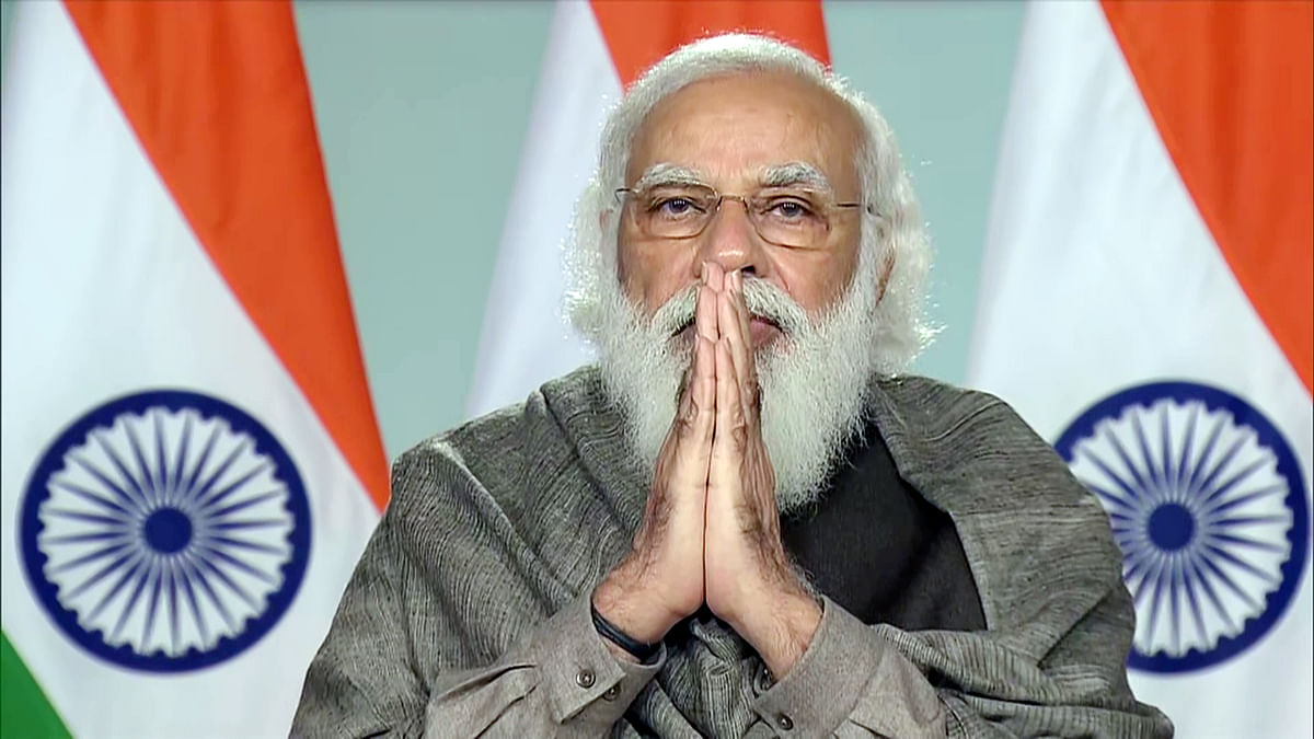 PM Modi to address webinar for effective implementation of budget in infrastructure sector today