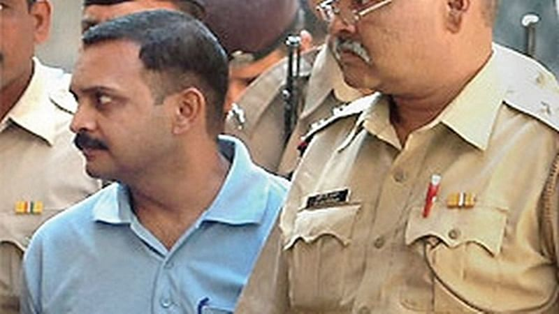 Malegaon blasts: Protected nation's security but labelled as terrorist: Purohit