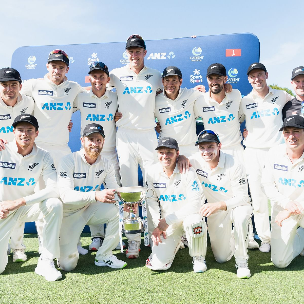 ICC rankings: New Zealand surpasses Australia to become No.1 Test team for first time in history