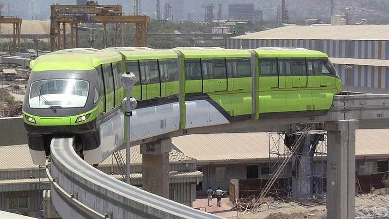 MMRDA to lease space of Mumbai Monorail pier for ads