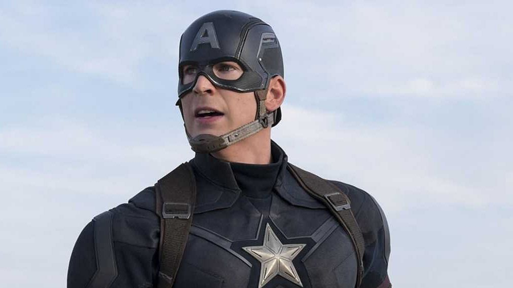 'News to me': Chris Evans reacts to rumours of him returning as Captain America