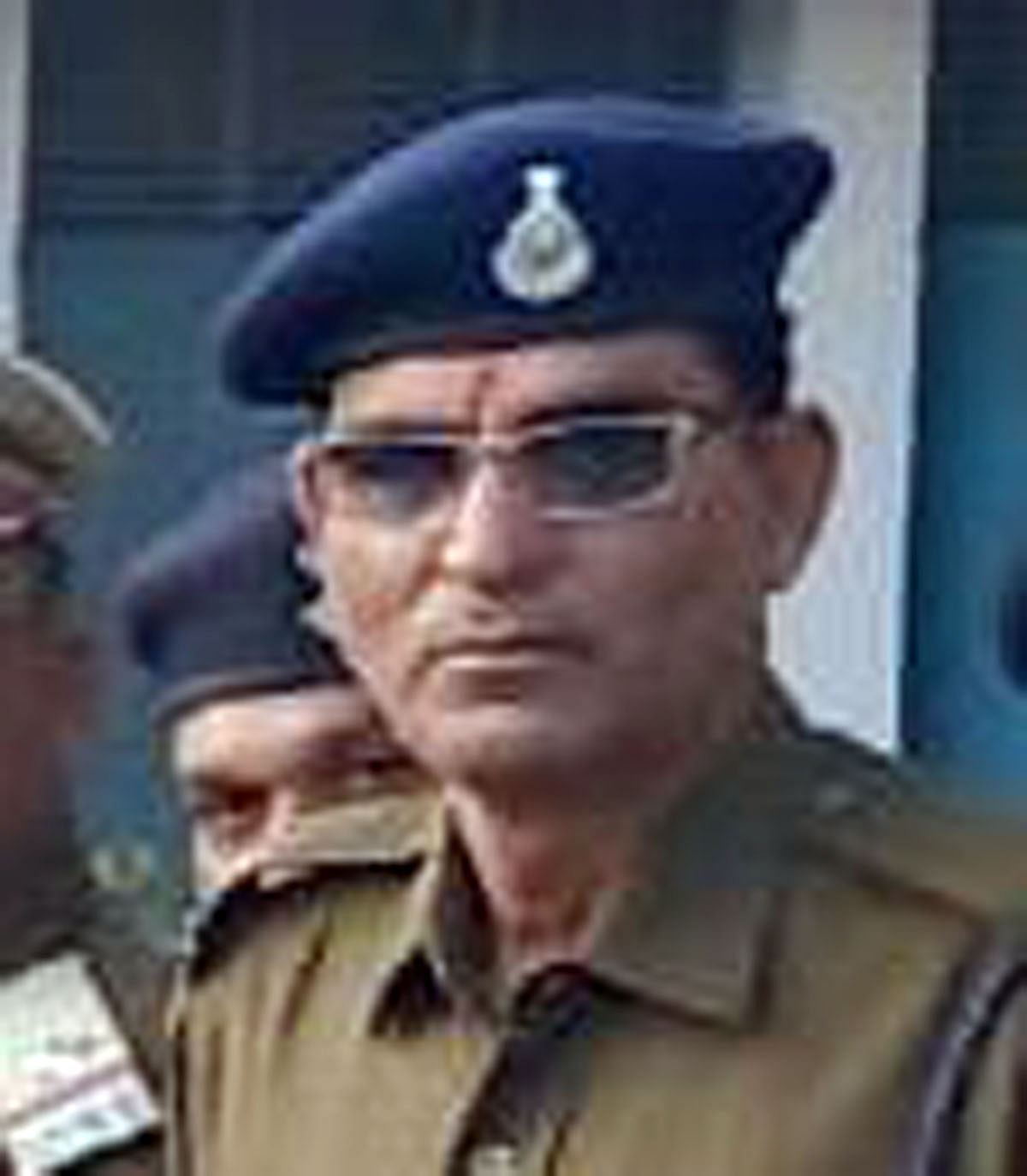 Deceased head constable Rajkumar Raghuvanshi