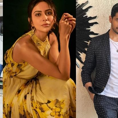 Ajay Devgn, Sidharth Malhotra and Rakul Preet Singh come together for 'Thank God'