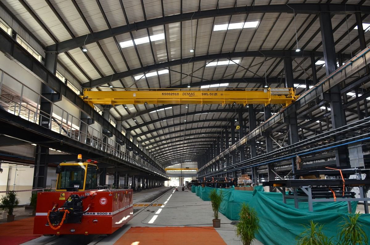 Elevated Metro depot in Thane for 3 lines to cost Rs 596.60 crore