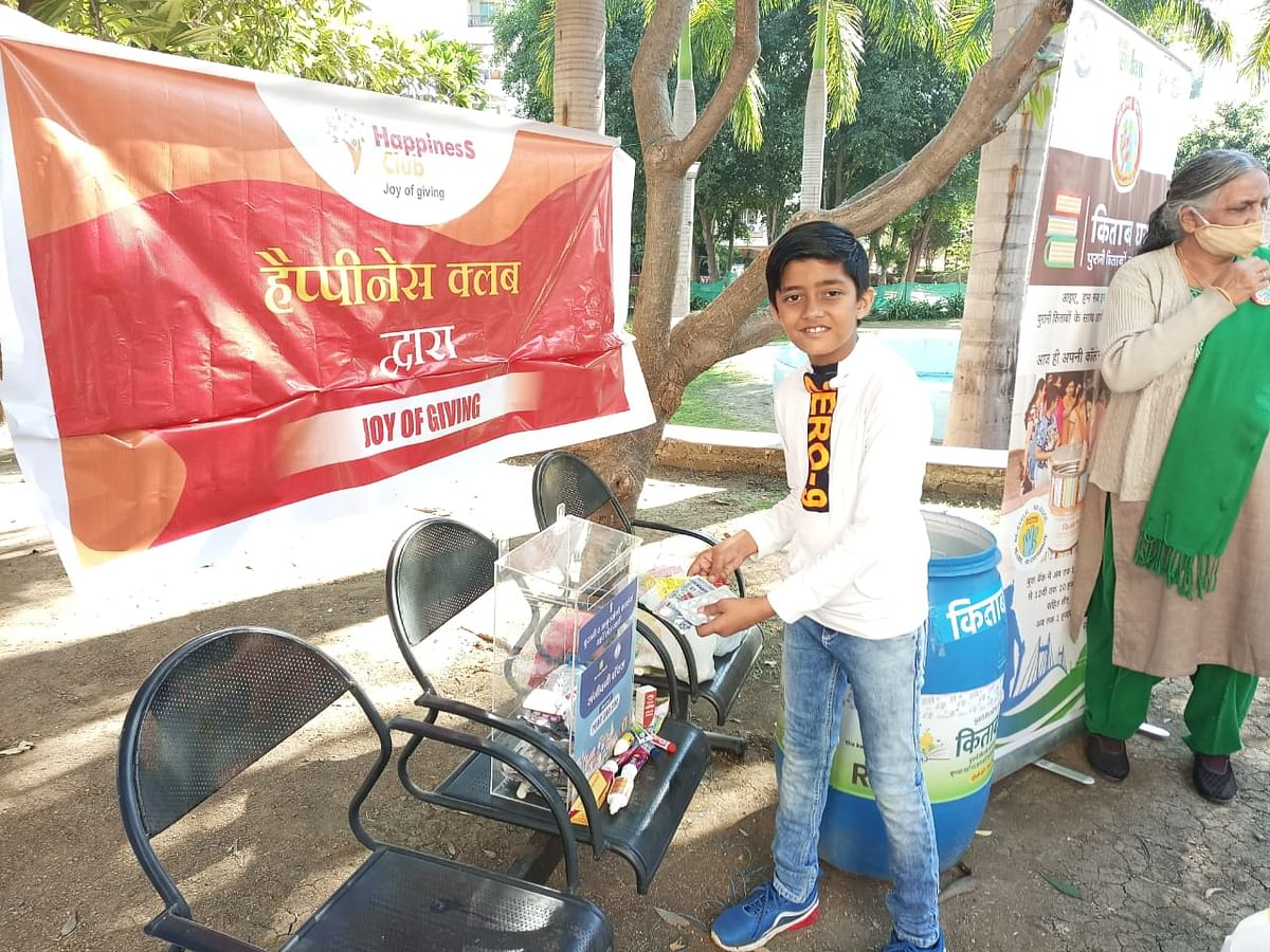 Bhopal Municipal Corporation launches initiative under 3R campaign: HELPING THE POOR: Dispose of medicines not in use in Sanjeevani Box
