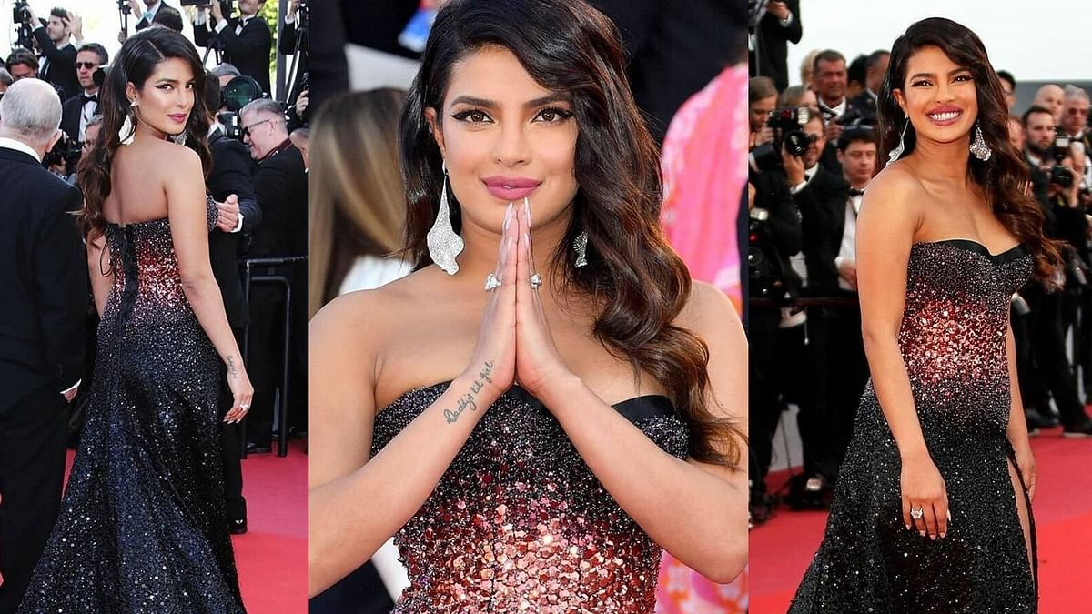 'I had been freaking out': Priyanka Chopra opens up on wardrobe malfunction at Cannes Film Festival