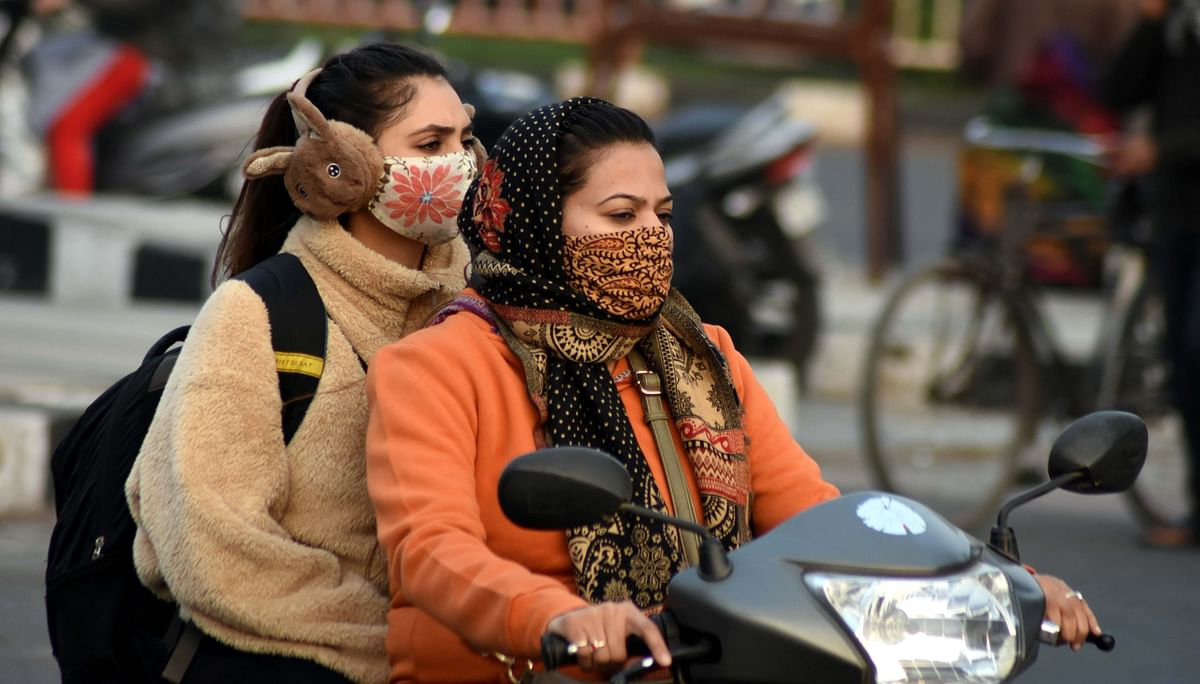 Madhya Pradesh: Day temp remains stable, mercury soars at night