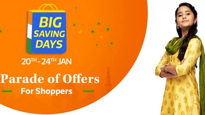 Flipkart Big Saving Days Sale from Jan 20: Offers on latest smartphones, accessories, and more