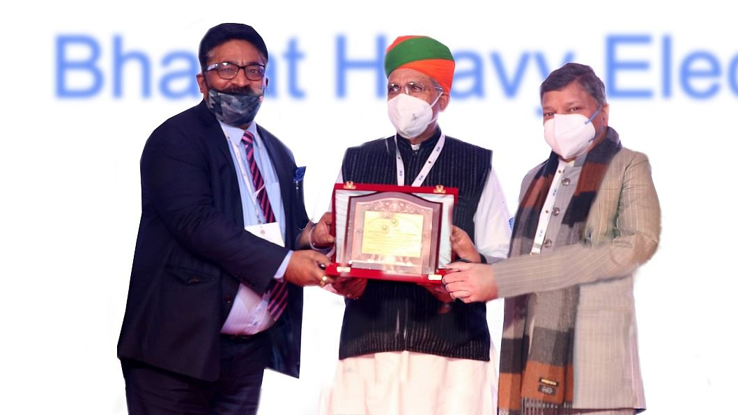 Bharat Heavy Electricals Ltd wins ICAI's National Award 2019-20 for Excellence in Financial Reporting