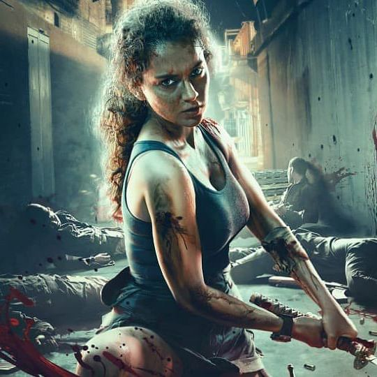 Kangana Ranaut's action thriller 'Dhaakad' to release on October 1, 2021